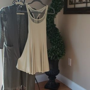 UNBELIEVABLY SOFT AND FLOWING RAYON/SPANDEX  DRESS